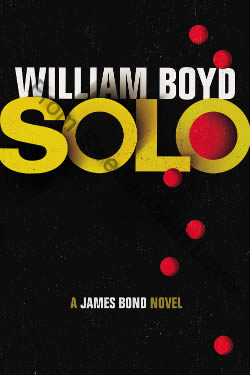 First edition UK hardcover of Solo (2013)