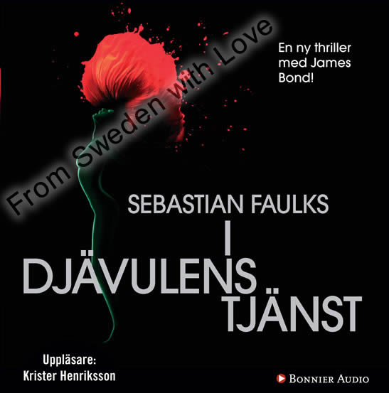Swedish edition of devil may care audio book