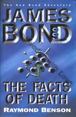 First UK edition of The Facts Of Death (1998)