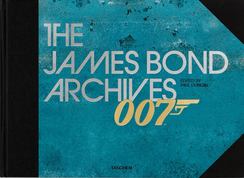 The James Bond Archives No Time To Die edition