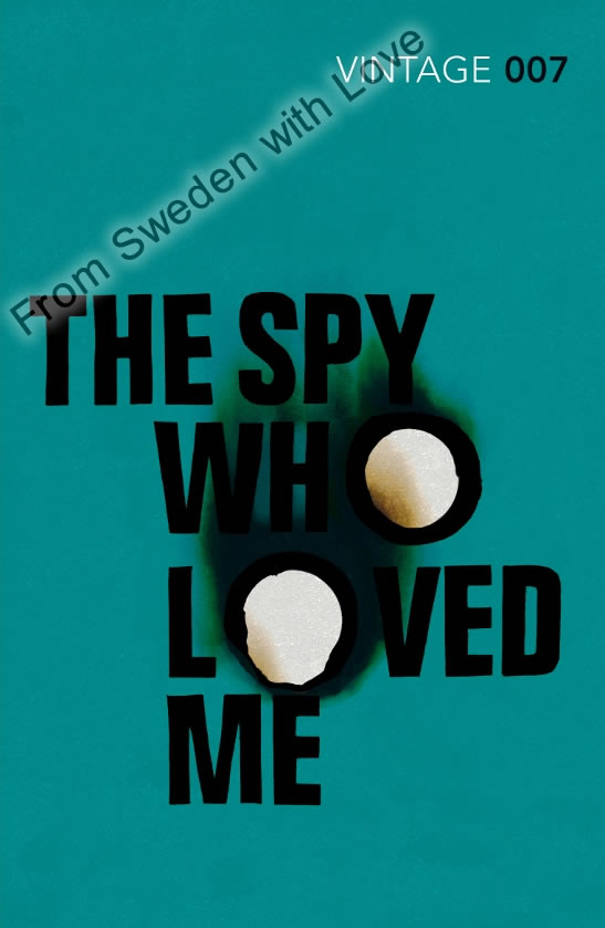 The spy who loved me vintage classics 2012