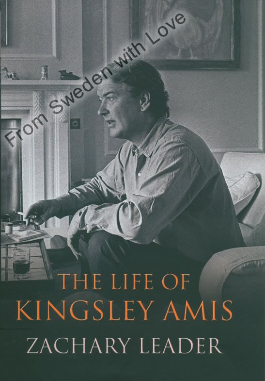 The life of kingsley amis UK hardcover