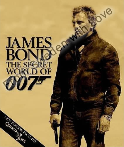 The secret world of 007 2011