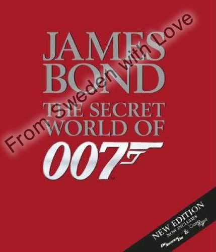The secret world of 007
