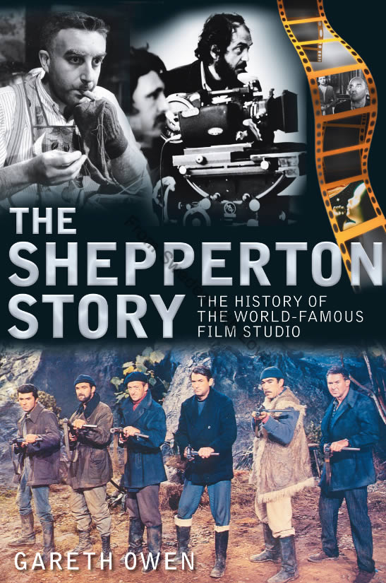The shepperton story Gareth Owen