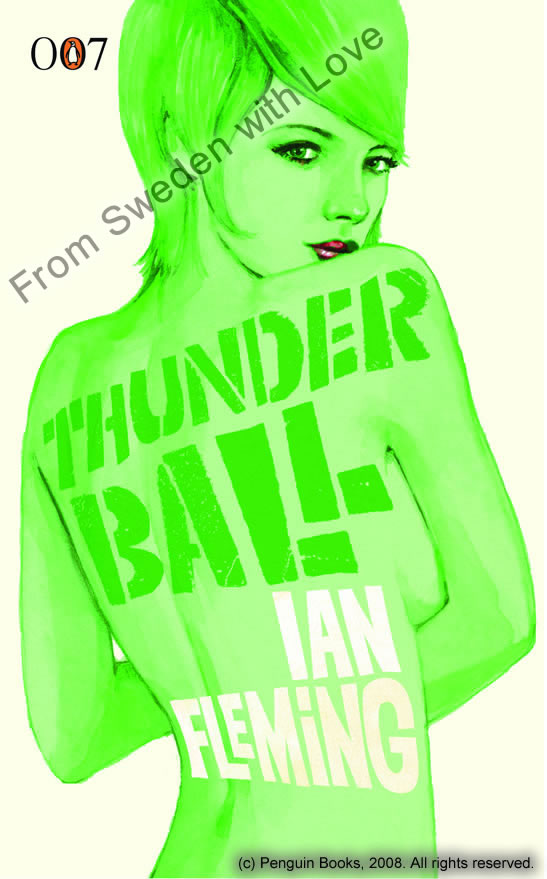 Thunderball centenary edition novel