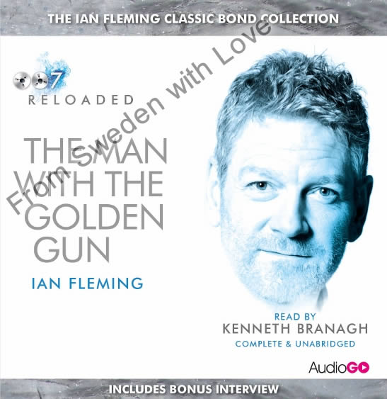 The Man With The Golden Gun BBC audiobook