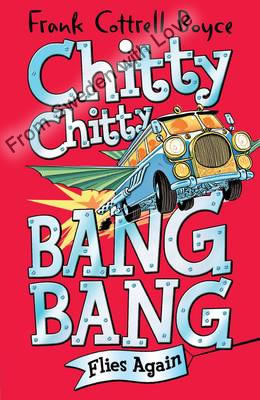 Uk chitty chitty bang bang novel