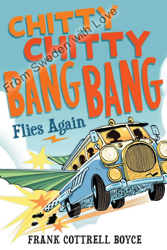 Chitty Chitty Bang Bang novel