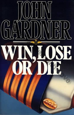 First UK edition of Win Lose Or Die (1989)