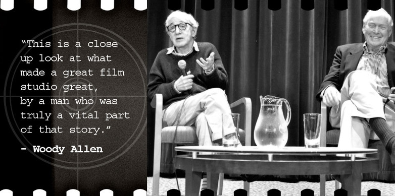 Woody Allen quote about United Artists man David V. Picker