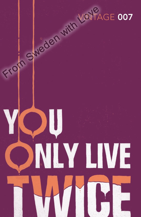 You only live twice vintage classics 2012
