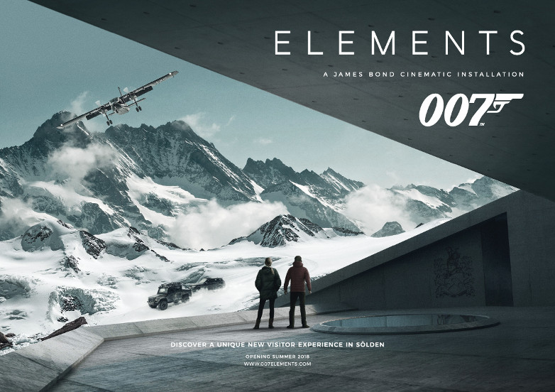 007 Elements Soelden Tyrol