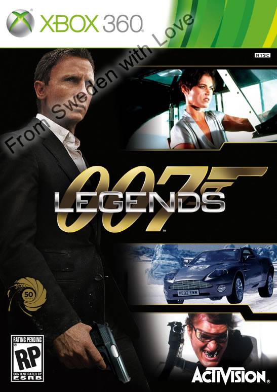 007 legends jaws
