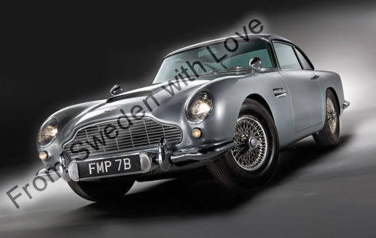 1964 aston martin db5 real james bond car