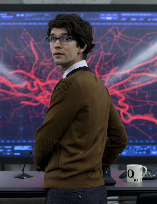 Ben Whishaw birthday