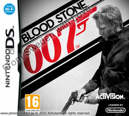 Blood Stone 2010 Nintendo DS