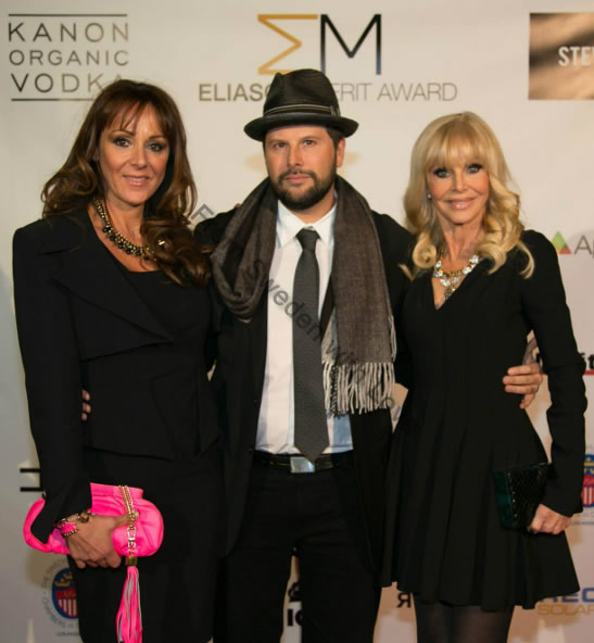 Britt Ekland star in new personal tv show 2014