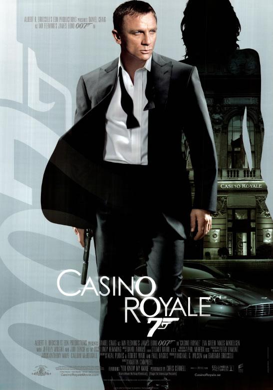 Cast film casino royale