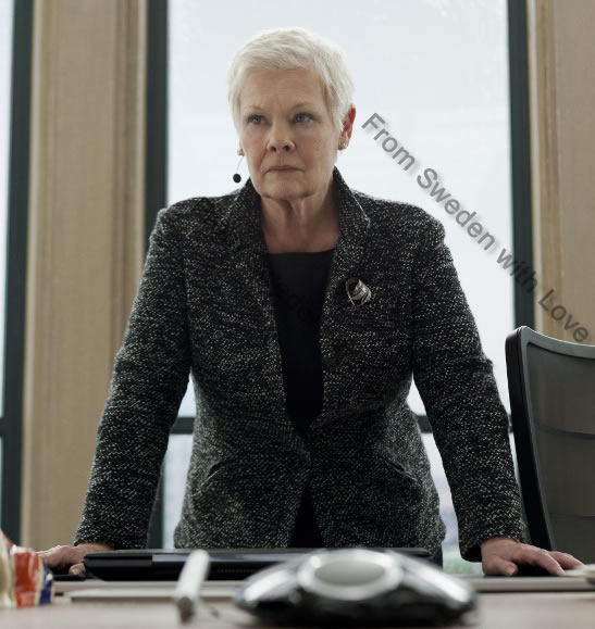 Dame Judi Dench birthday