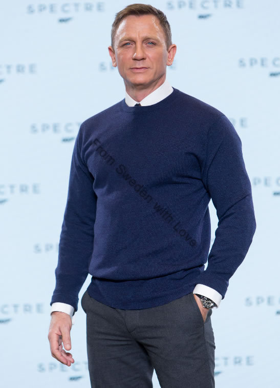 Daniel Craig 50th birthday