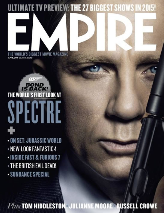 Empire SPECTRE April 2015