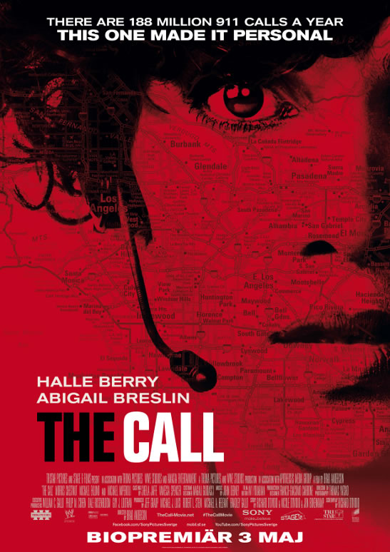 Halle Berry The Call 2013