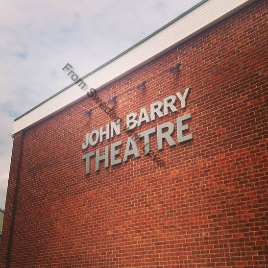 John Barry theatre Pinewood Studios