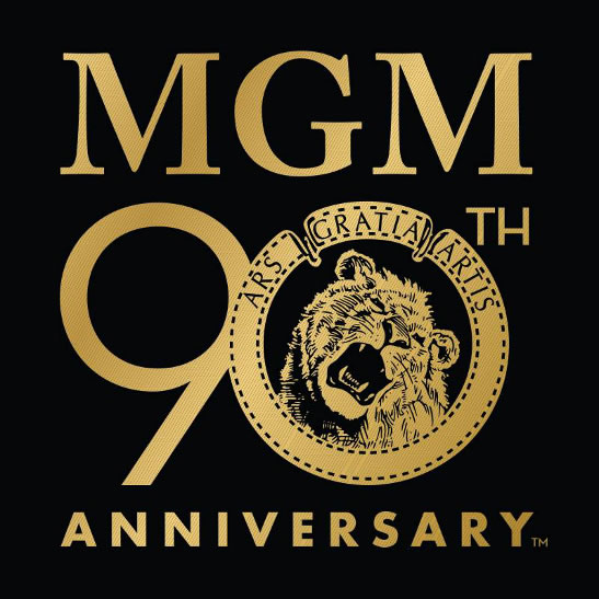 MGM 90th anniversary 2014