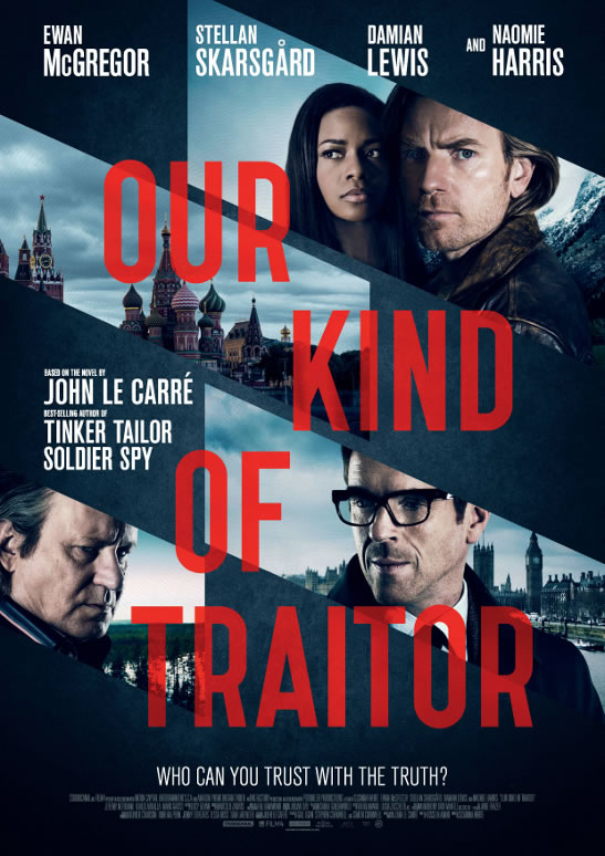 Naomie Harris Our Kind of Traitor film