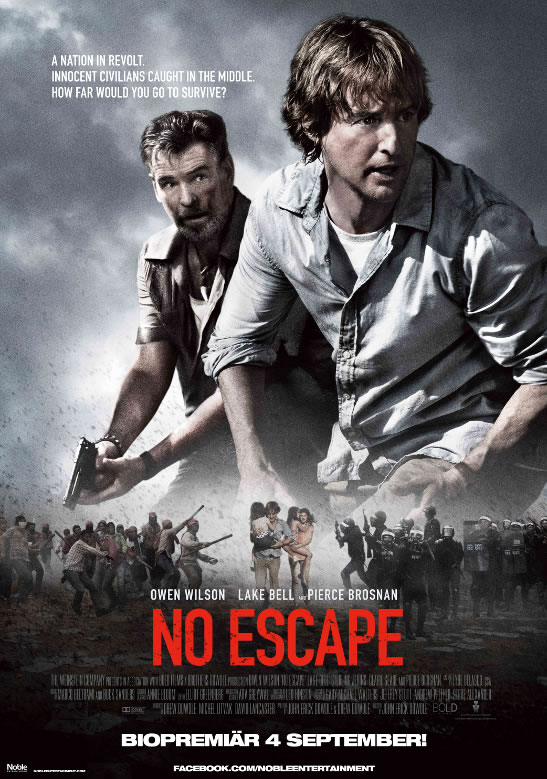 No Escape Pierce Brosnan 2015 film