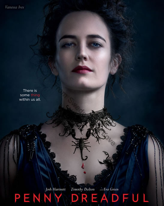 Penny Dreadful HBO Nordic 2014