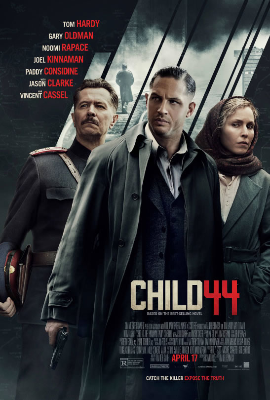 Per Hallberg Child 44 film