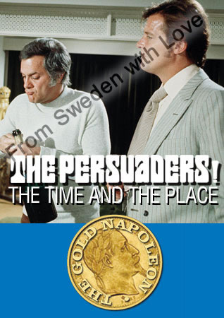 Persuaders The Time and Place Event Gold
