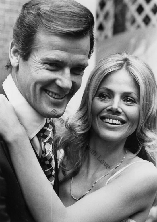 Roger Moore birthday