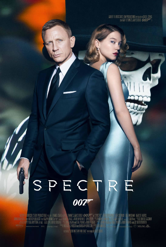 SPECTRE C More tv premiar Sverige