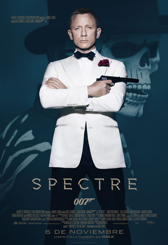 SPECTRE gala premiere in Madrid