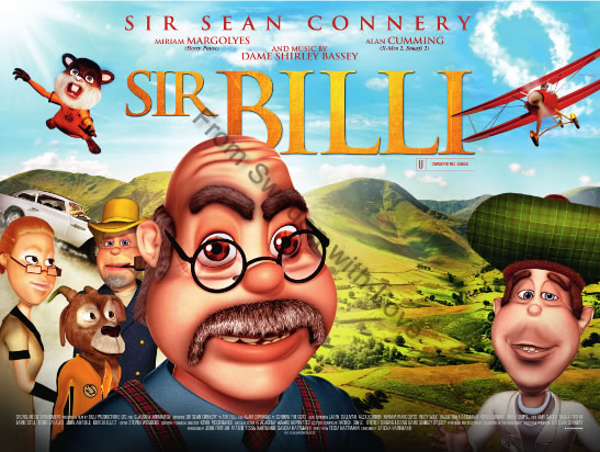 Sir Billi Sean Connery