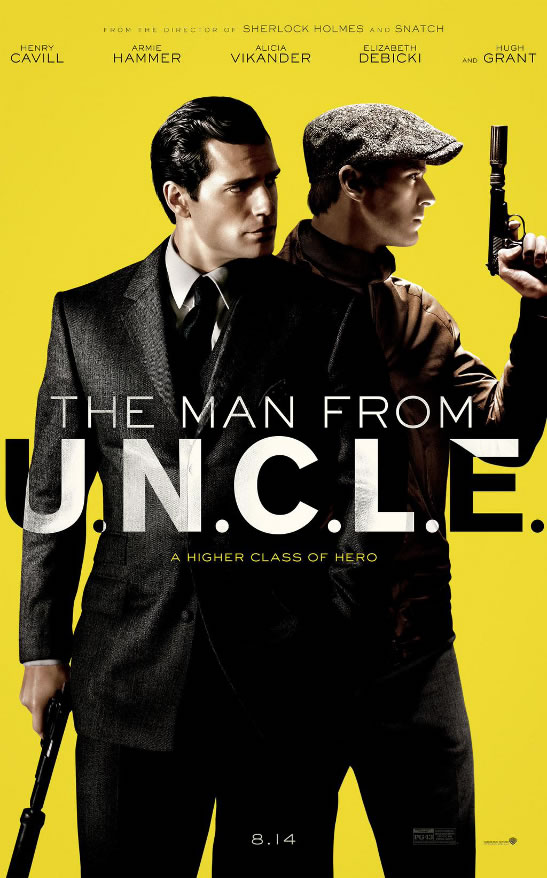 The Man from UNCLE affisch