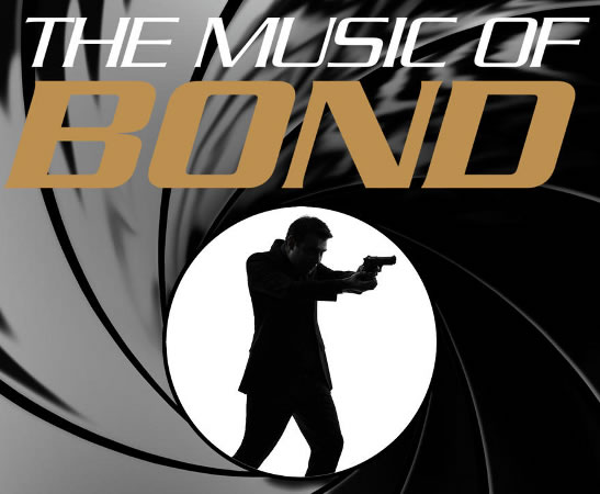 The Music of Bond London concert