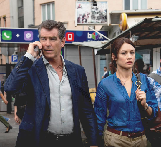 The November Man Pierce Brosnan 2014