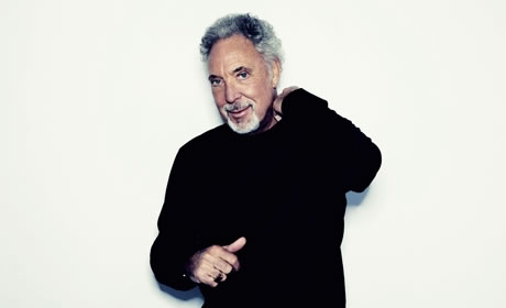 Tom Jones Grona Lund Stockholm 2014