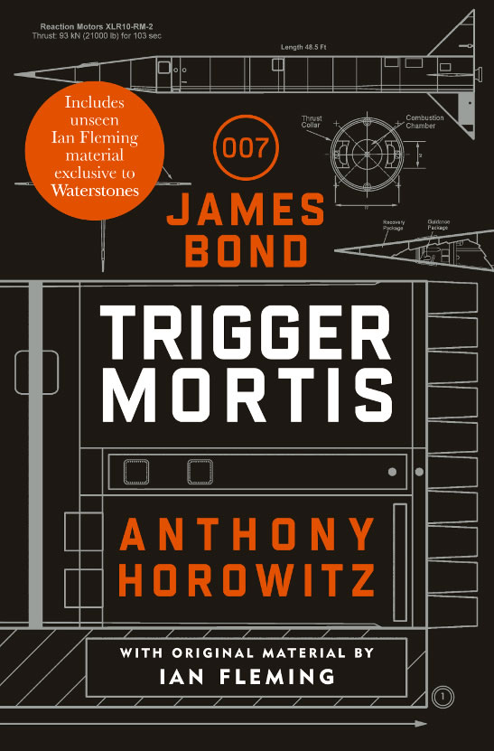 Trigger Mortis Waterstones special edition