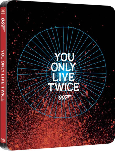 You Only Live Twice steelbook Blu ray
