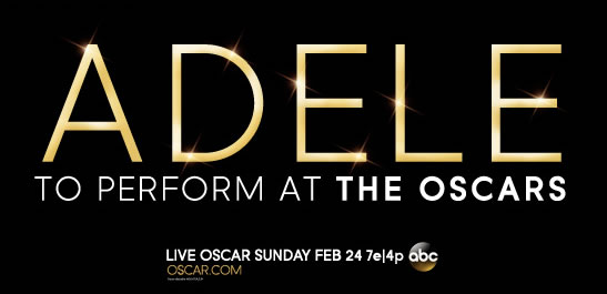 Adele to sing skyfall at oscars 2013