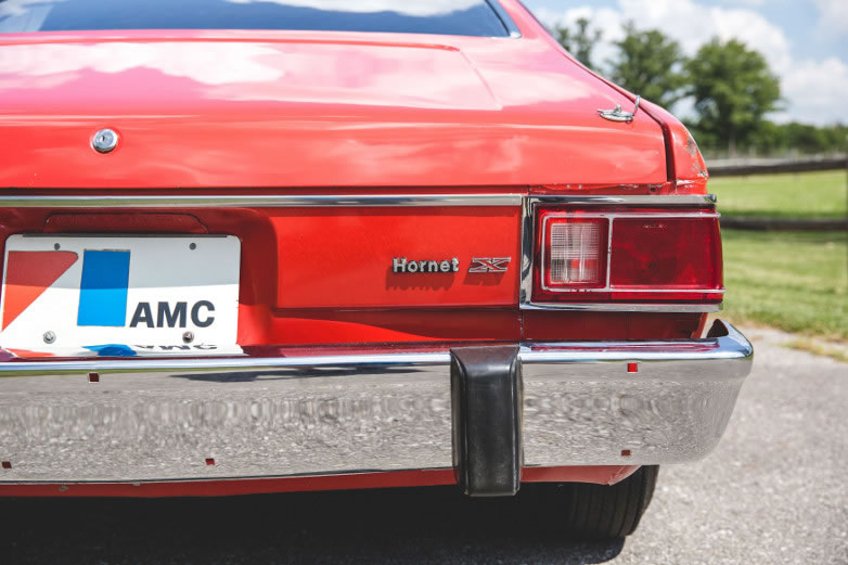 AMC Hornet Astro Spiral from The Man with the Golden Gun