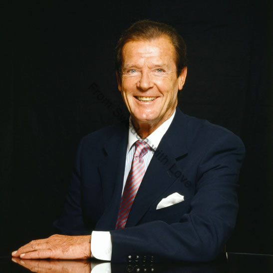 An evening with sir roger moore 2013