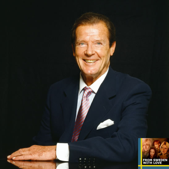 An evening with Sir Roger Moore 2016