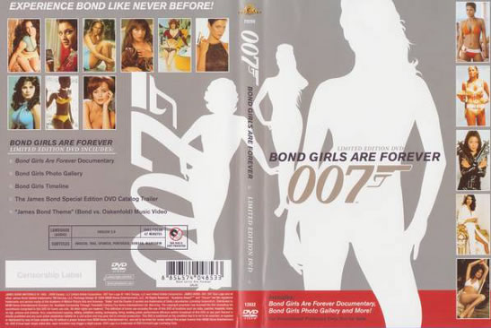 Bond Girls Are Forever 2002 documentary