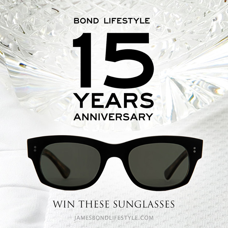 James Bond Lifestyle 15th Anniversary